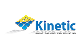 logo Kinetic Solar Racking