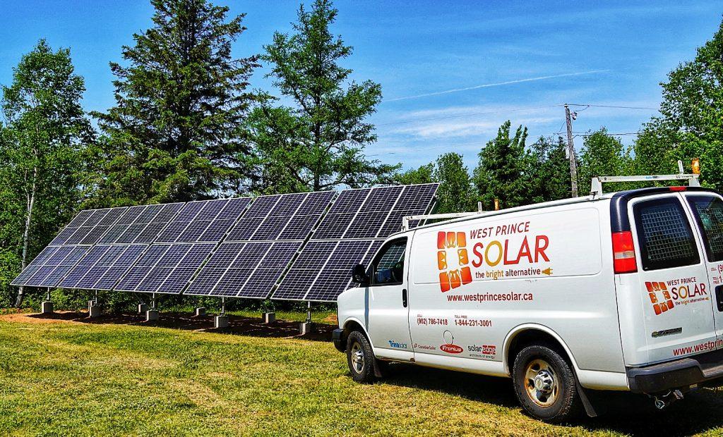 PEI Solar Energy Contractor